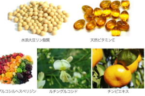トリムクール植物成分